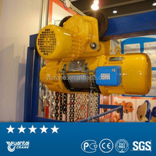 plant warehouse small overhead electric cable hoist winch