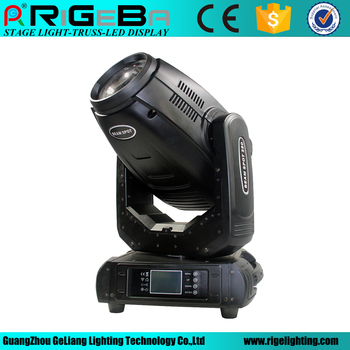 280W 10R high power Beam spot wash 3 in 1 zoom stage Light Moving Head Light