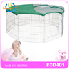 metal wire fence outdoor metal dog playpen with top