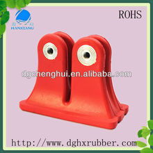 High Quality furniture shock absorber for chair/anti vibration rubber mount /screw rubber feet