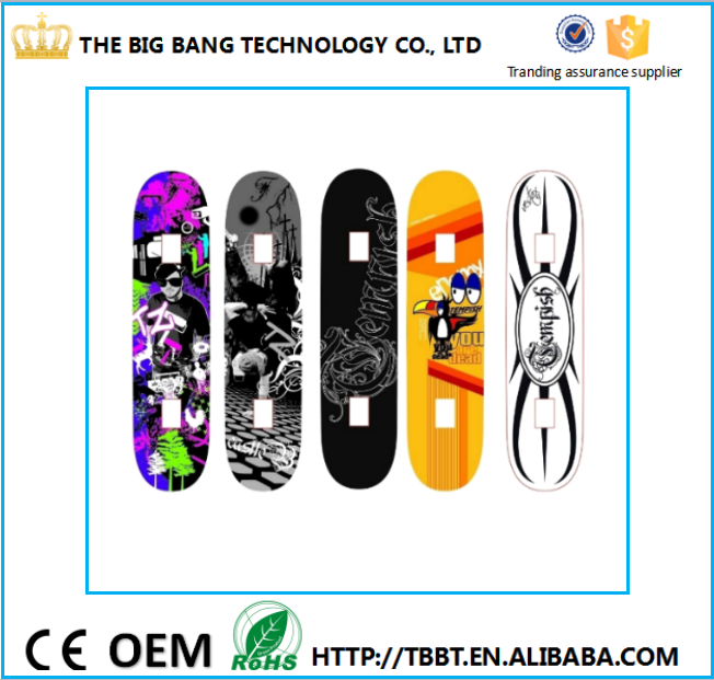 Online shop china games of desire high quality products china supplier wood maple skateboard sale
