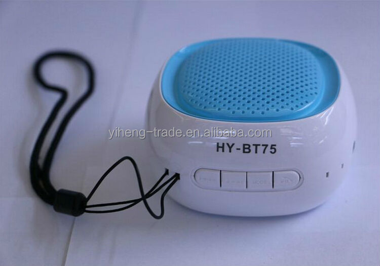 Wholesale Wireless Bluetooth Speaker TF AUX USB FM Radio with Built-in Mic Hands-free Portable Mp3 Mini Subwoofe