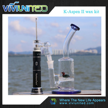 k-aspen wax kit 710 vape life glass rig wax pen of 510 connectors from viviunied