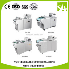 YQC 660/YQC1000 Vegetable preparation machine , Vegetable dicer machine with high quality