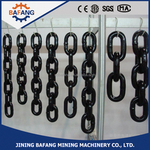 China Manufacture G80 Mining Round Link Chain for Chain Hoist