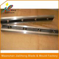 Customized promotional press brake tools and shear blades