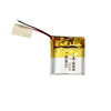UN38.3, CE, ROHS, MSDS approved 602020 3.7v li-ion polymer battery 180mah for toys