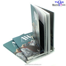 High Quality Book Printing Softcover Cheap Softcover Book Printing Service