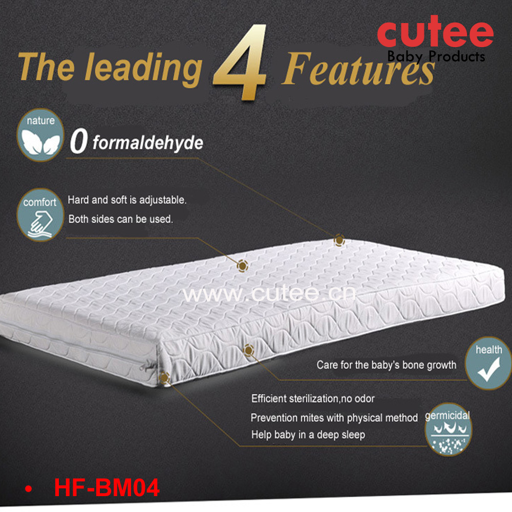 Natural Latex Foam Folding Mattress Pad Manufacturer