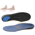 Full length Orthotic insole with arch supports