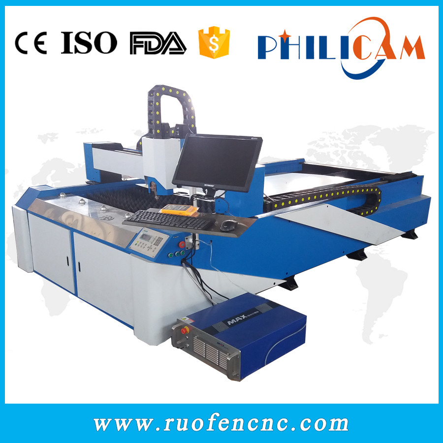 200w aluminum fiber laser Cutting Machine