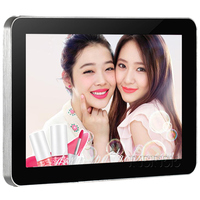 10.1inch auto loop play picture and video advertising display, lcd video player