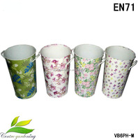 New products wedding and home decorative metal standing flower vase