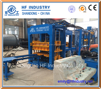 QT10-15C CE certification new products automatic construction engineering block making machinery