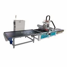 ES-2040 cnc router with vacuum working table