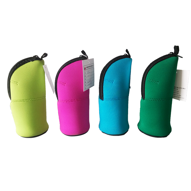 Comfortable feel shockproof factory pencil bag