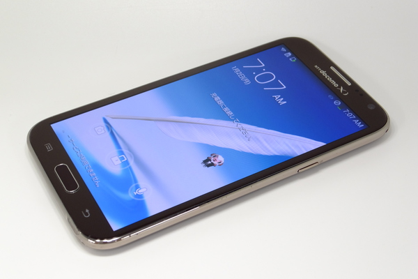 used Samsung Galaxy Note 2 wholesale phone of good condition export from Japan