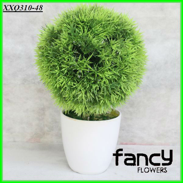 home& indoor decoration,fashion artificial green wholesale bonsai