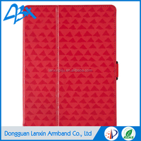 Hot Selling PU Leather Case with Kick Standing for Apple iPad Mini 4