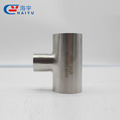 Sanitary cold forming elbow tee reducer pipe fitting product