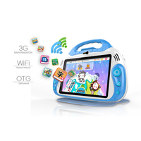 Intel Atom Processor Type Touch Screen Children tablet pc android