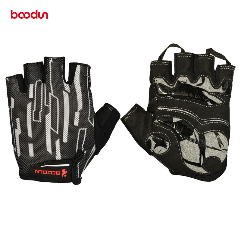 Boodun high quality full finger multi-funtional cool breathable custom gloves