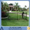 Modern Outdoor High-grade Iron Fence/Security Fence/Aluminium Fence For Balcony