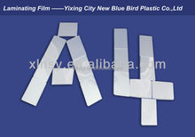 hard plastic laminate