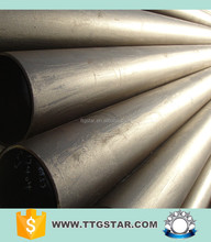 Large Diameter API 5L PSL1 PSL2 X65 X52 ERW Steel pipes