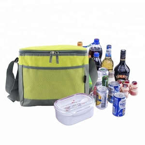 2018 aluminium foil coles bulk large ice wine lunch non woven insulated cooler bag tote for picnic