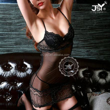 Wholesale Adult Shop Lingerie Women Black Lace Open Cup Latest Dress Designs Breast Pictures