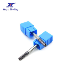 Cutting tool 4 flutes milling cutter solid carbide square end end mill