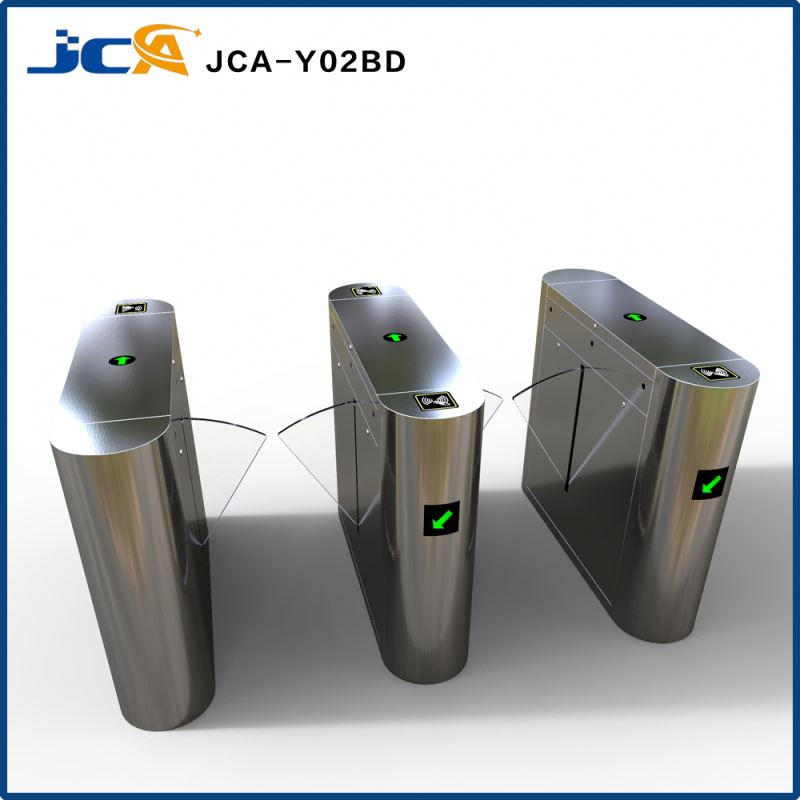 Automatic Car Parking System Entrance flap supermarket barrier gate