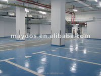 Oil based Parking lot self leveling industial epoxy flooring paint