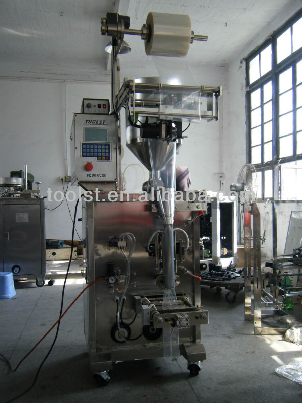 automatic liquid packing machine for honey vertical pack machine TPY-388L