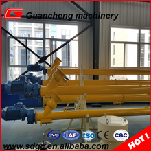 Excellent quality concrete industrial inclined screw conveyors feeder