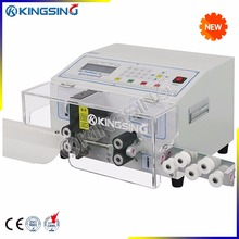 Automatic Wire Cutting and Stripping Machine, Automatic Wire Cutting & Stripping Machine KS-W607