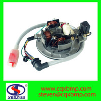 high quality bajaj motorcycle scooter/motorcycle magneto stator coil