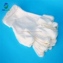 Hot Sales Rubber gloves Clear Disposable gloves Makeup Disposable Rubber Clear Gloves For Nail Supplies