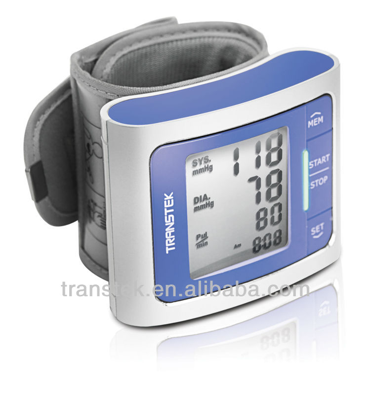 60 group wrist blood pressure monitor
