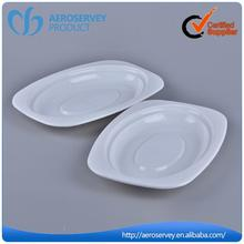 2015 New products polystyrene custom dinner plate