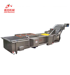 High efficiency fruit cleaning machine
