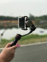 3 Axis Handheld gimbal stabilizer mobile for mobile phone smartphone stabilizer