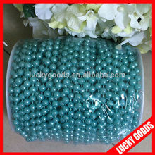 new design hot sale green roll christmas beaded garland