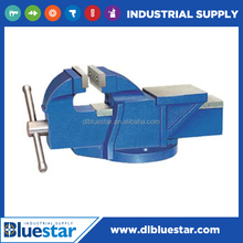 high quality 83 series fix bench vise with anvil heavy duty