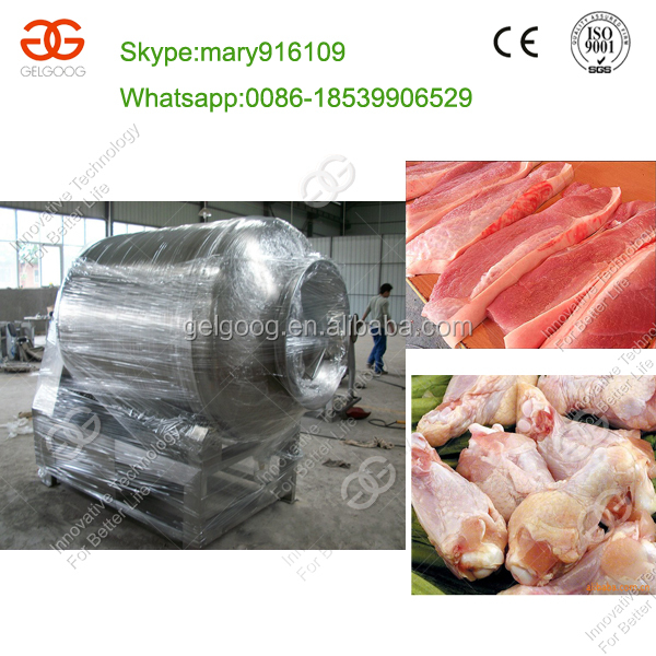 High Capacity Vacuum Roll Kneading Machine