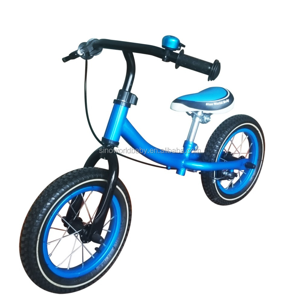 "Cool blue Kids' Bike Type and 12"" air tire kids balance bike"