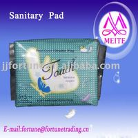 Super breathable whisper sanitary pads