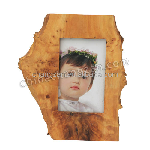 Beautiful and Special Wooden Mediterranean Style Photo Frame