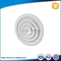 Aluminum alloy round vent air diffuser supply diffuser hvac